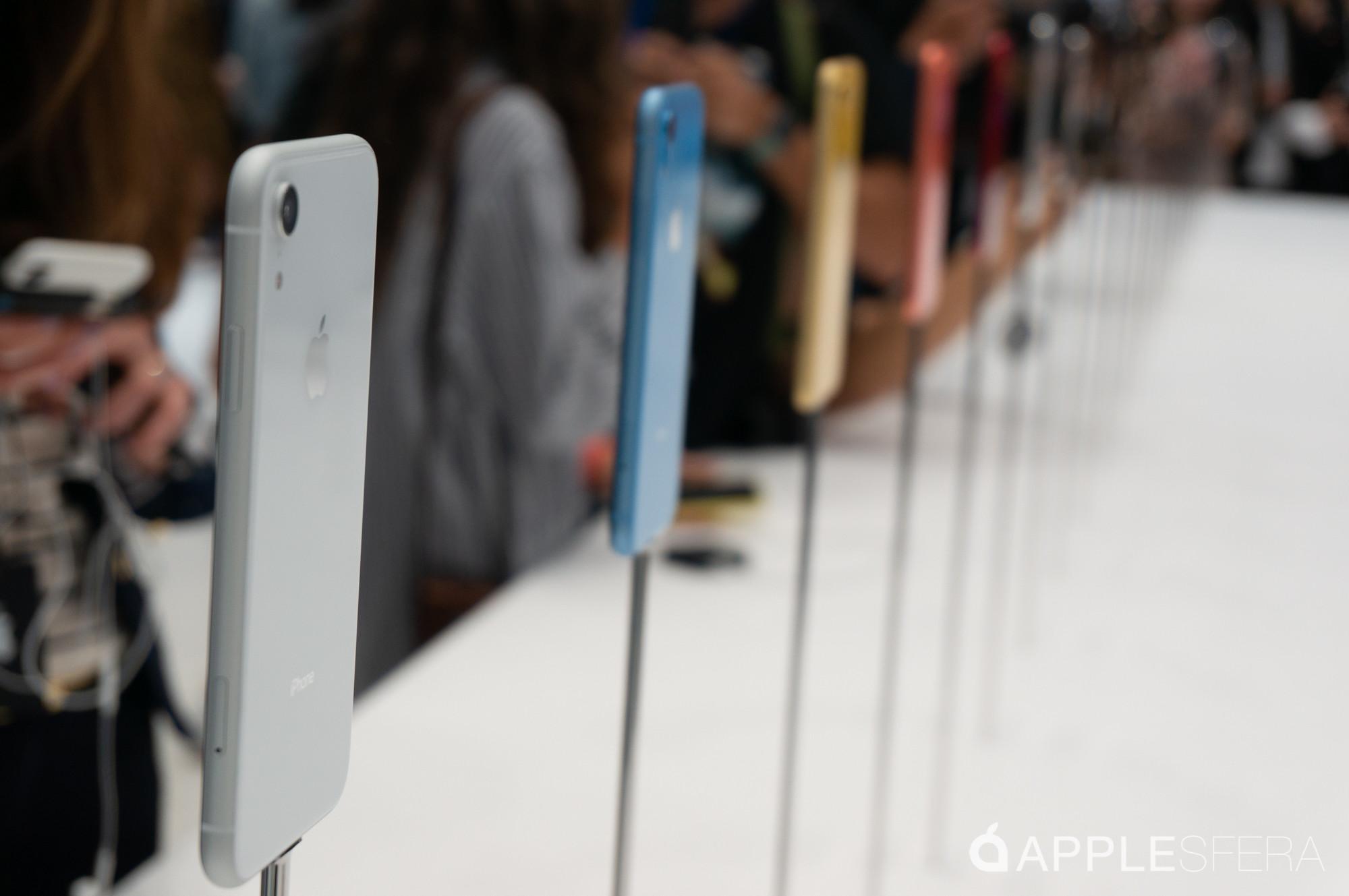 Foto de Apple Watch Series 4, iPhone XS, iPhone XS Max y iPhone XR (40/41)