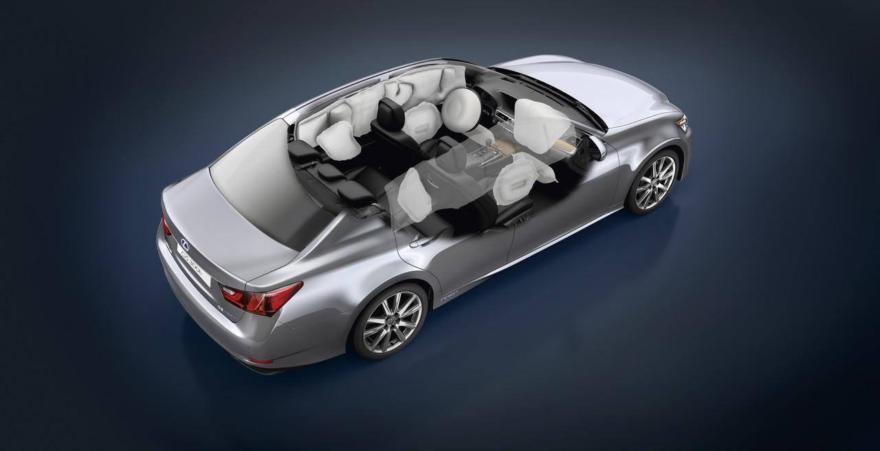 Foto de Lexus GS 300h (41/153)