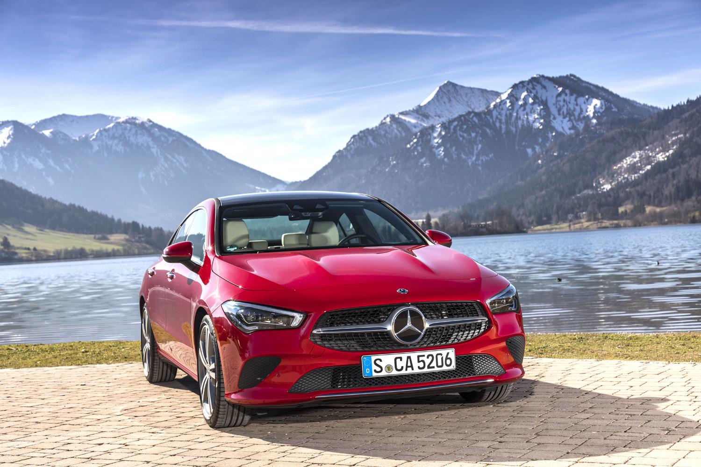Foto de Mercedes-Benz CLA Coupé 2019, toma de contacto (83/248)