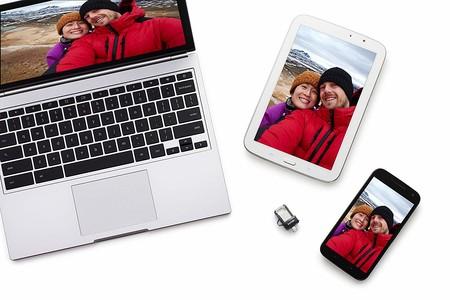 Nueve memorias USB con USB-C y USB A 3.0 para usar en ordenadores, portátiles y móviles