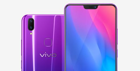 Vivo Y89: pantalla de 6,26 pulgadas, Snapdragon 626 y doble cámara para la gama de entrada de Vivo