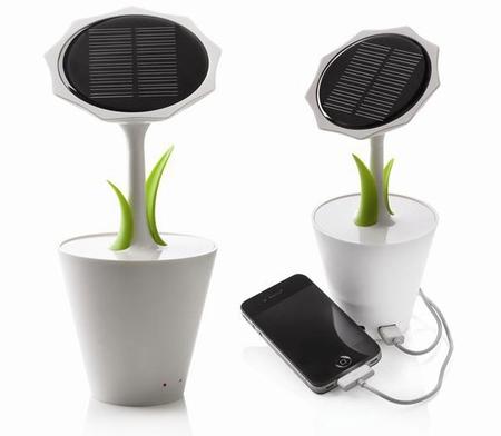 Cargador solar girasol XD Design