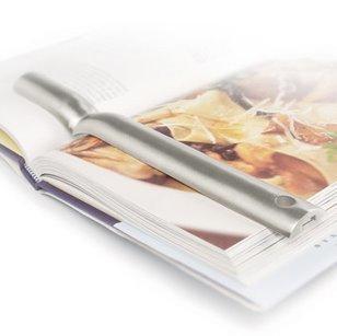 Libro abierto... sin tocarlo