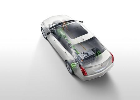 Primer auto eléctrico de Cadillac