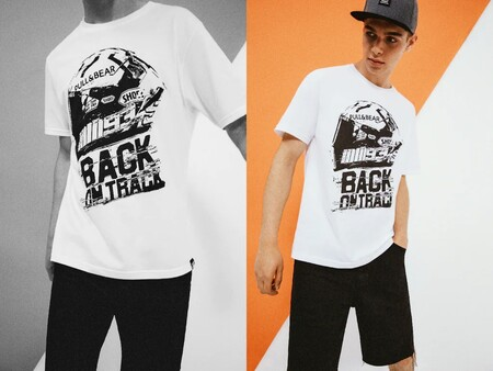 Marc Marquez Pull Bear