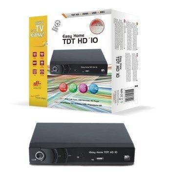 Easy Home TDT Nano'10, alta definición y grabación asequible