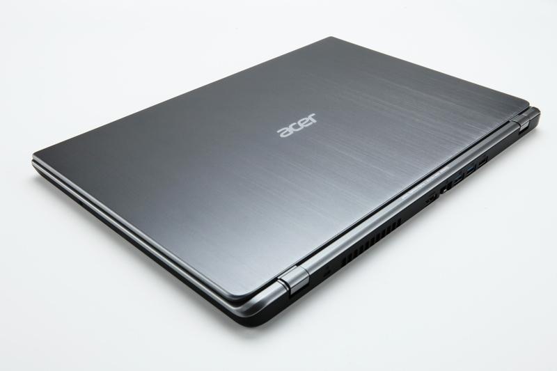 Foto de Acer Aspire TimeLine Ultra (1/5)