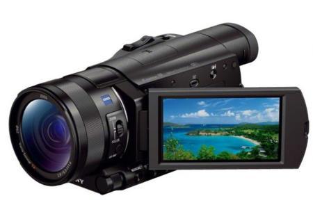 Sony Handycam AX100E 4K