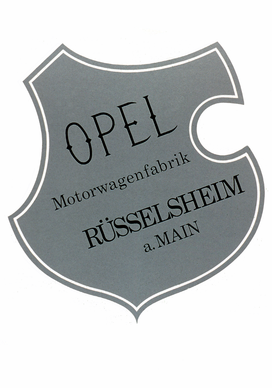 Foto de Logos de Opel (5/20)