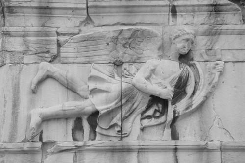 La torre de los Vientos, el pasado glorioso del Ágora de Atenas