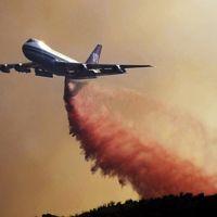 Contempla el avión contraincendios más grande del mundo
