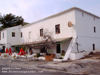 Venta Lanada. Restaurante tradicional desde 1924