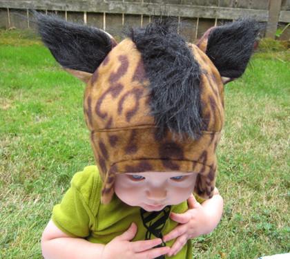 Gorro hiena