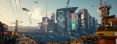 Un paseo por los graficazos de Cyberpunk 2077 en este vídeo con gameplay y sin cortes: 4K panorámico, gráficos en Ultra y ray tracing