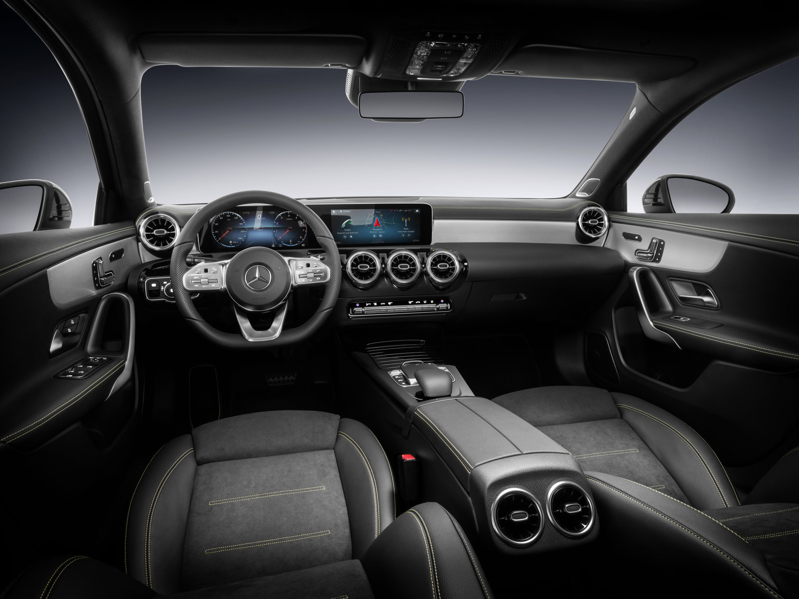 Foto de Mercedes-Benz Clase A 2018 (68/139)