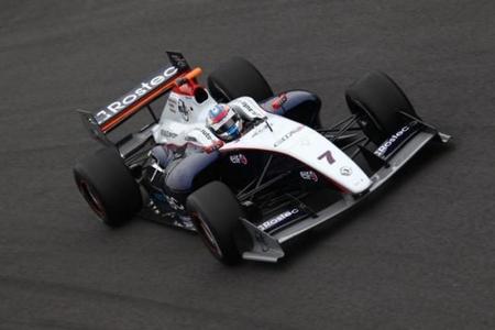"Sergey Sirotkin: ""no es demasiado pronto para ir a la Fórmula 1"""