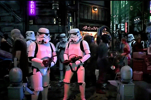 'Star Wars: Underworld': el metraje de la serie cancelada de George Lucas llevaba 'Blade Runner' a una galaxia muy lejana