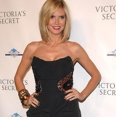 Heidi Klum y su secreto para estar delgada