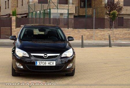 Opel Astra 1.3 CDTI ecoFLEX, prueba de consumo