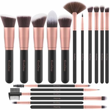 Brochas De Maquillaje De Emaxdesign