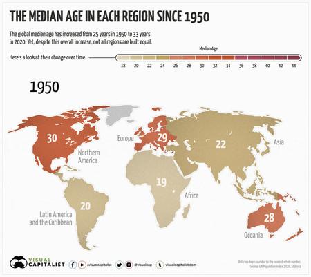 Mapa 1950