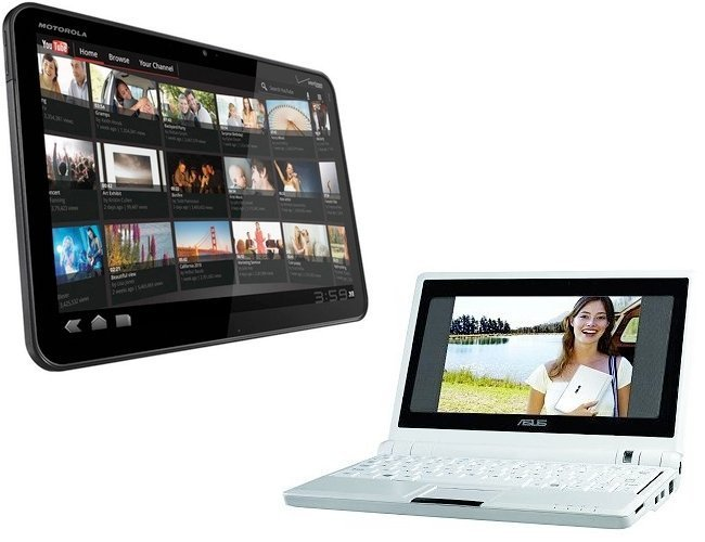 netbook asus con android