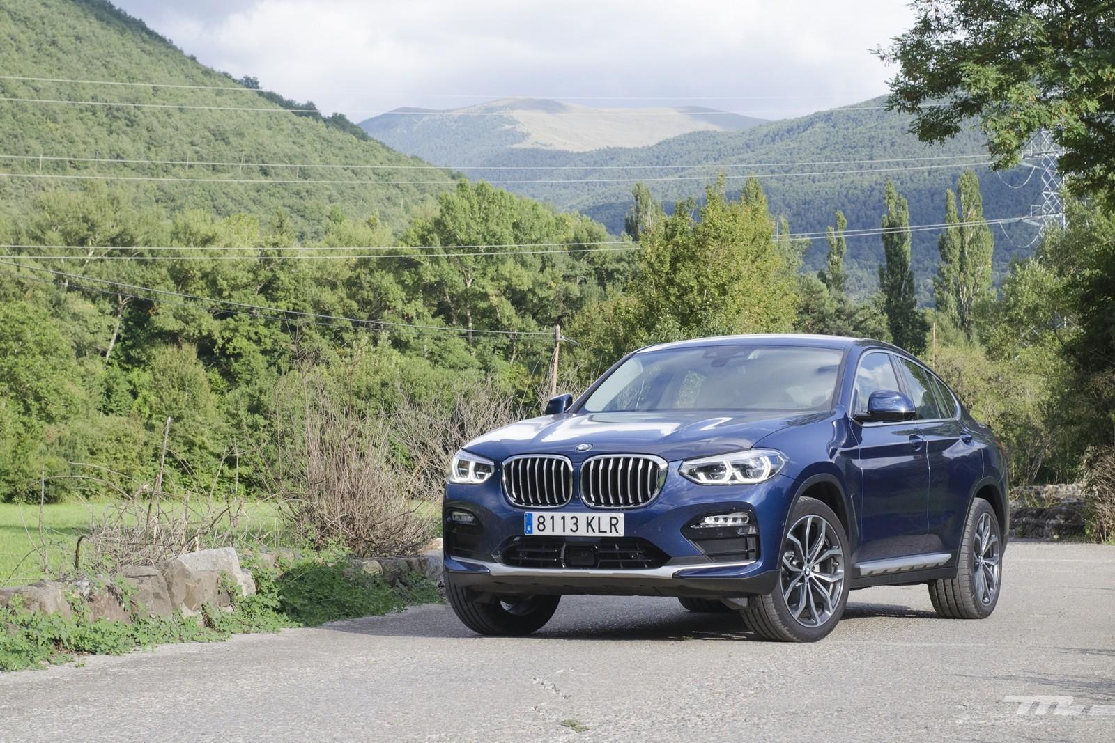 Foto de BMW X4 2018, prueba (20/65)