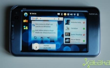 nokia N810 ubuntu