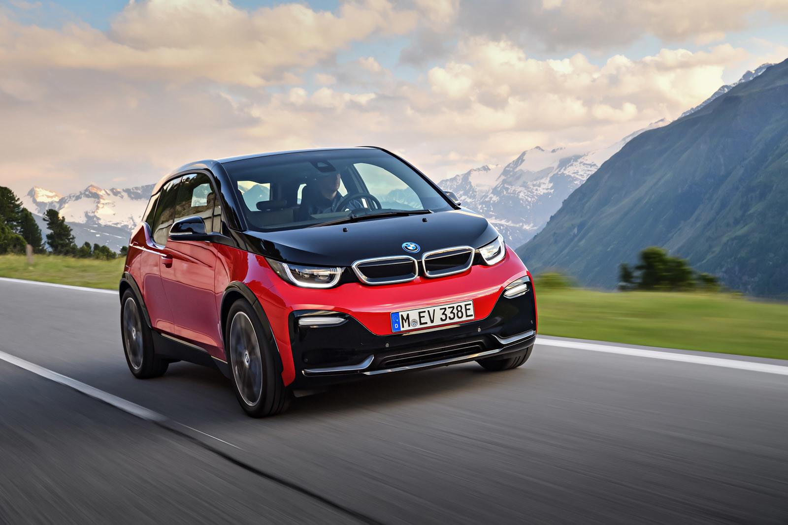 Foto de BMW i3 y i3s 2018 (68/139)