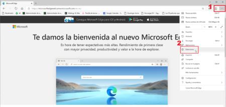 Microsoft Edge Chromium Como Instalar Extensiones Google Chrome