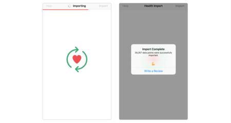 Health Data Importer