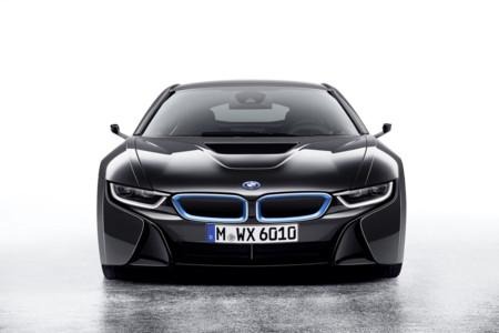BMW i8 Mirrorless: En el futuro no habrá espejos retrovisores ni punto ciego