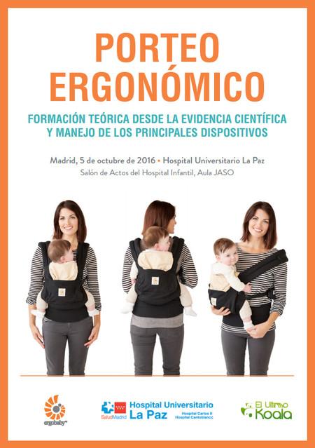 a42dcc5f9bef1 El porteo ergonómico llega por fin a los profesionales sanitarios a través  de la universidad
