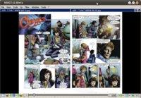 MangaMeeya, un lector de comics muy configurable