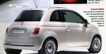 Exclusiva: fotos oficiales del Fiat 500