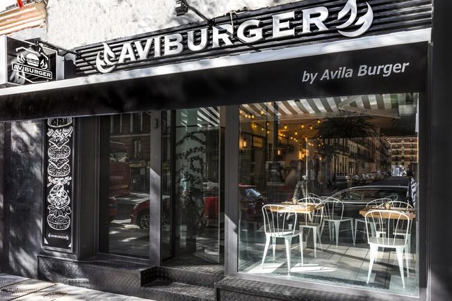 Restaurante Aviburger En Madrid 21