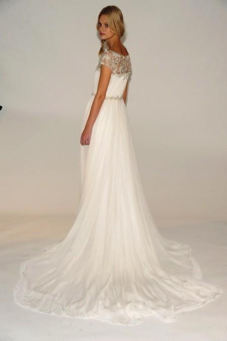 Nueva York Bridal Week Otoño-Invierno 2014: vestidos de novia de alta costura