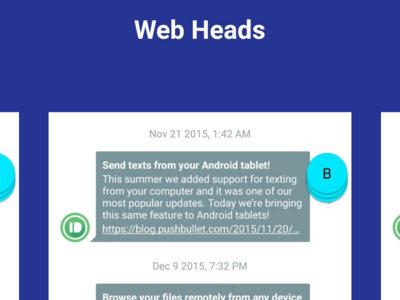Chromer, el navegador ligero basado en Chrome Tabs, ahora tiene burbujas flotantes