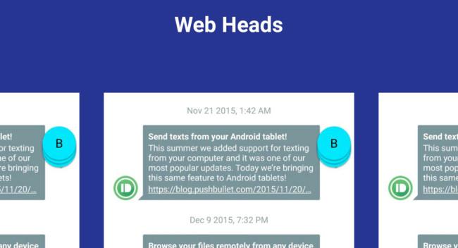 Chromer Webheads