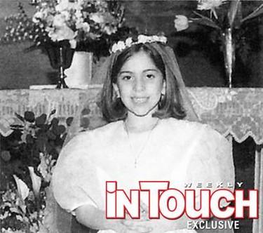 Nuevas fotos de la infancia de Lady Gaga