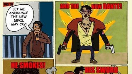 Imagen de la semana: el polémico aspecto de Dante