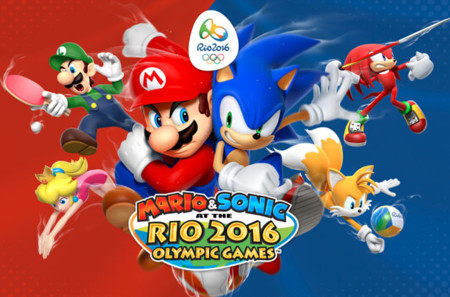Mario & Sonic at the Rio 2016 Olympic Games llegará primero a las arcades japonesas