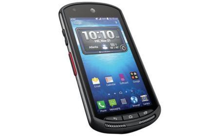 El Kyocera DuraForce es un smartphone duro de pelar