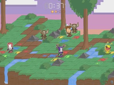 Castle Crashers Remastered será gratis por tiempo limitado en Xbox One