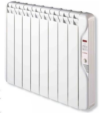 La falacia del bajo consumo en los radiadores eléctricos de calor azul