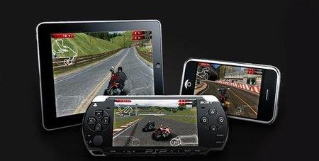 Ducati Challenge, el videojuego para iPhone, iPad y PSP