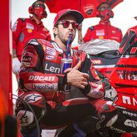 Andrea Dovizioso seguirá en MotoGP como piloto probador, pero todavía no ha decidido si con Honda o con Yamaha