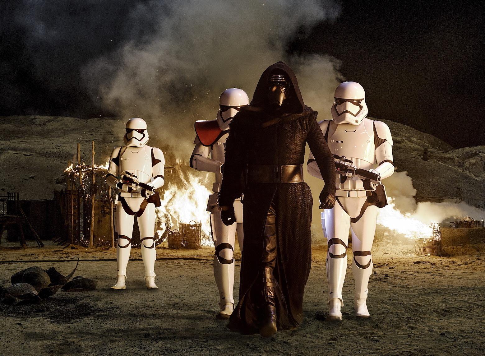 Foto de Los protagonistas de 'Star Wars: El despertar de la fuerza' (5/17)
