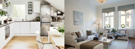 17 interiores minimalistas para inspirarnos esta primavera