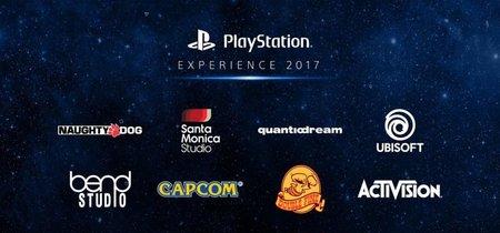 Estas son las 89 compañías que han confirmado su asistencia a la PlayStation Experience 2017